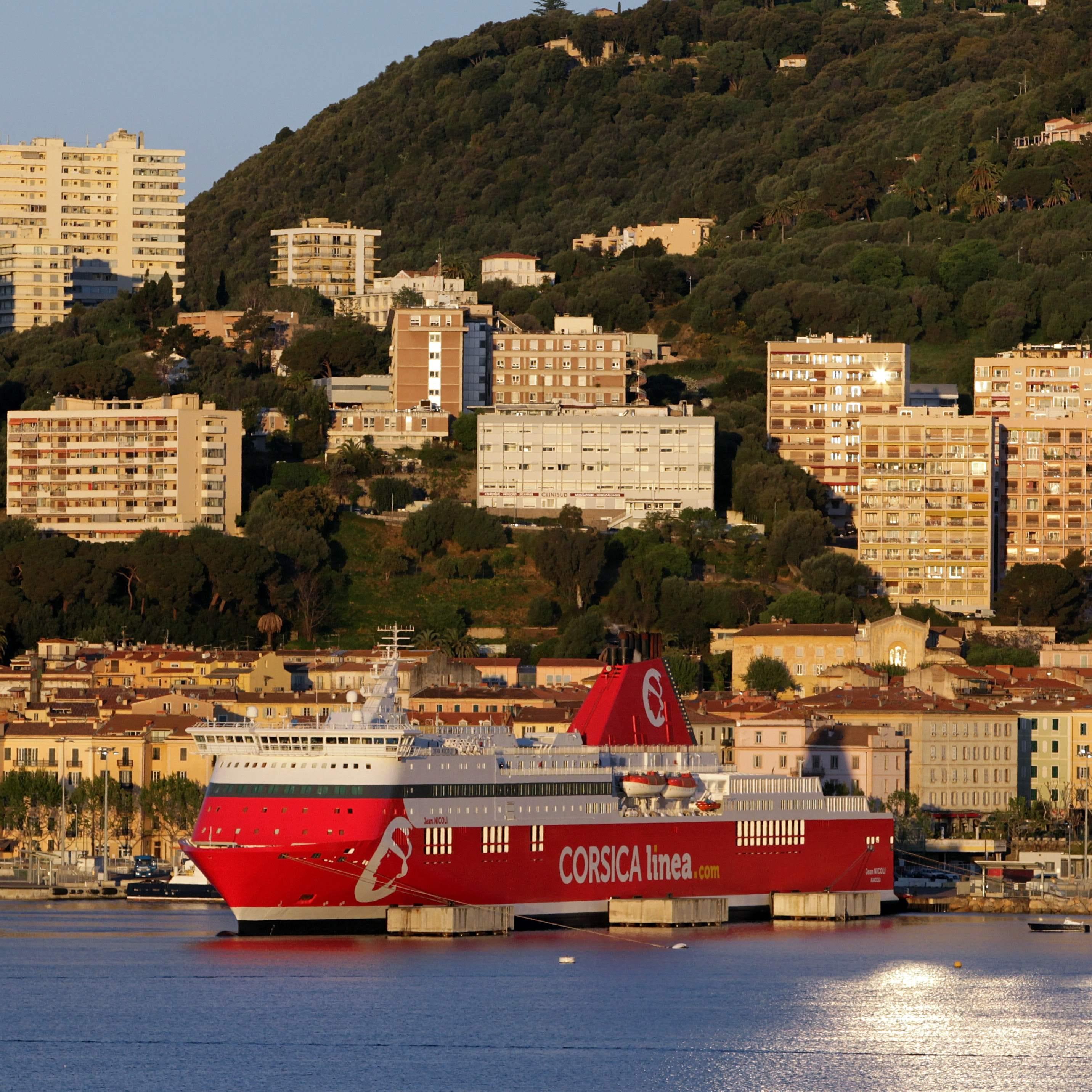 4. Corsica