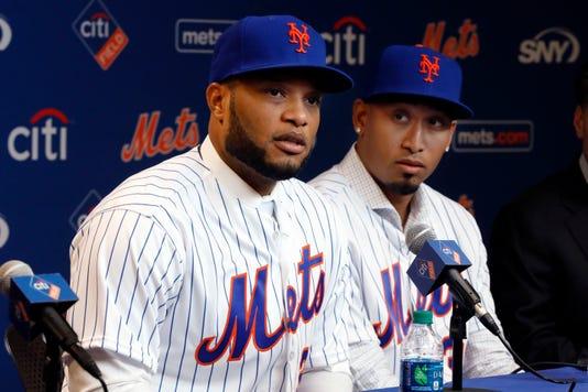 Ap Mets Newcomers Baseball S Bbn Usa Ny