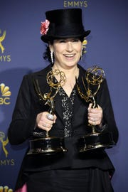 """Gilmore Girls"" creator Amy Sherman-Palladino won Emmys for writing and directing ""Maisel."""