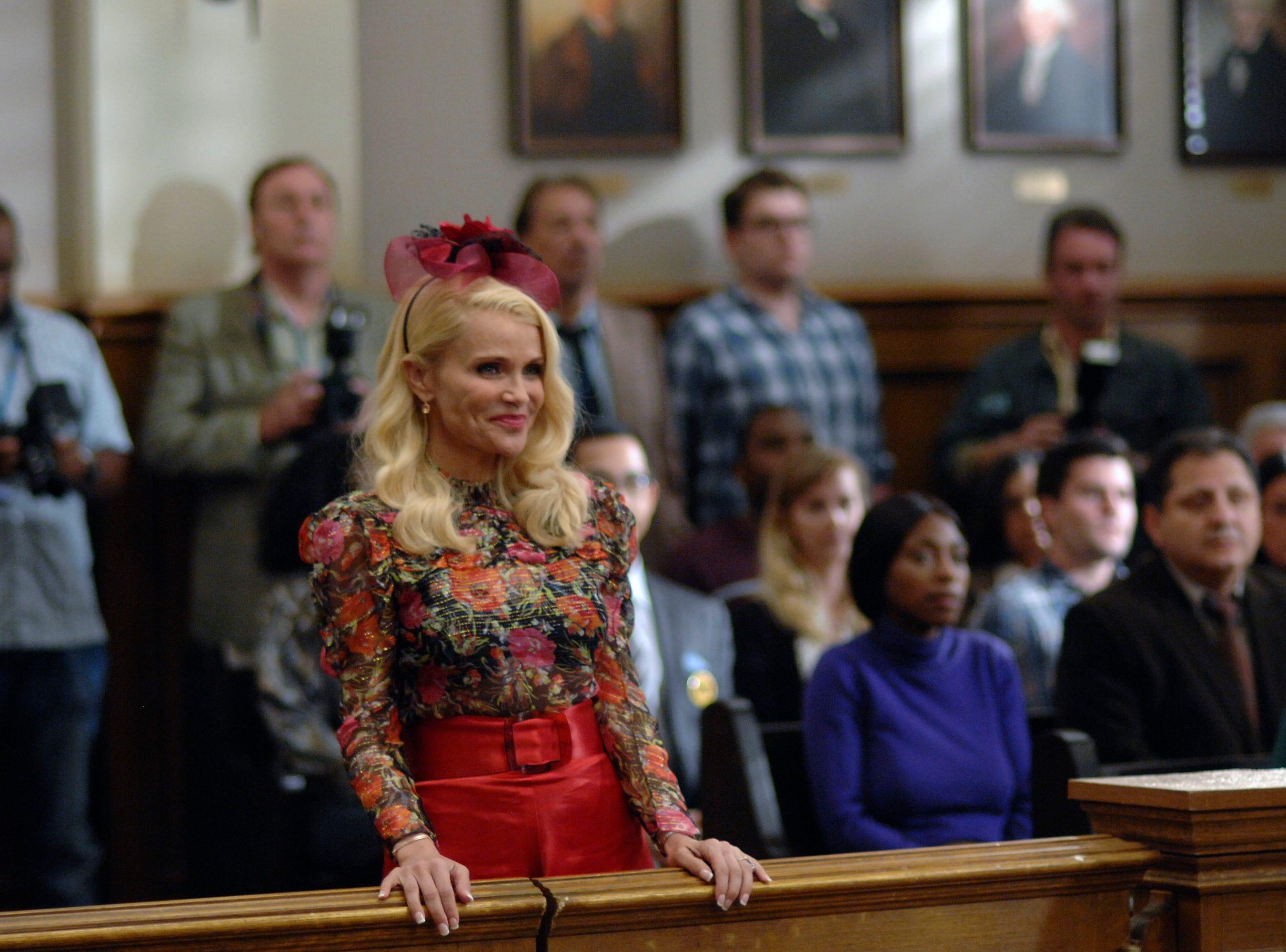"""Kristin Chenoweth starred in the NBC comedy series """"Trial & Error: Lady, Killer."""""""