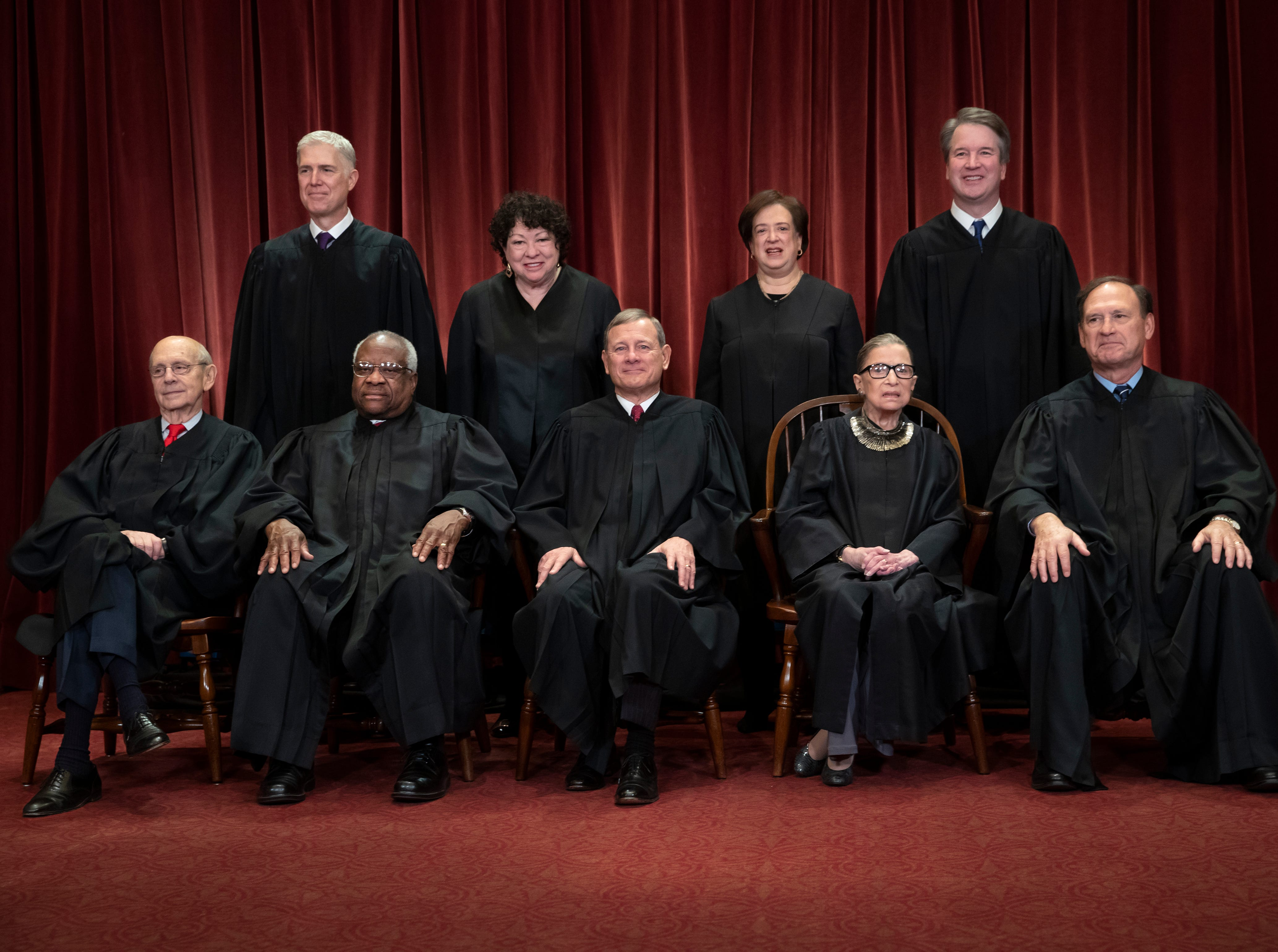 Turn down political heat on Supreme Court, federal judges: Stop signing opinions | Opinion