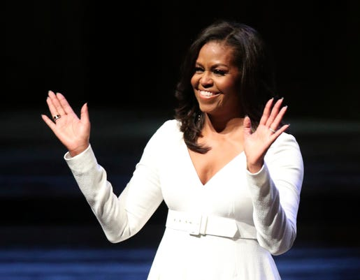 Ap Britain Michelle Obama I Gbr