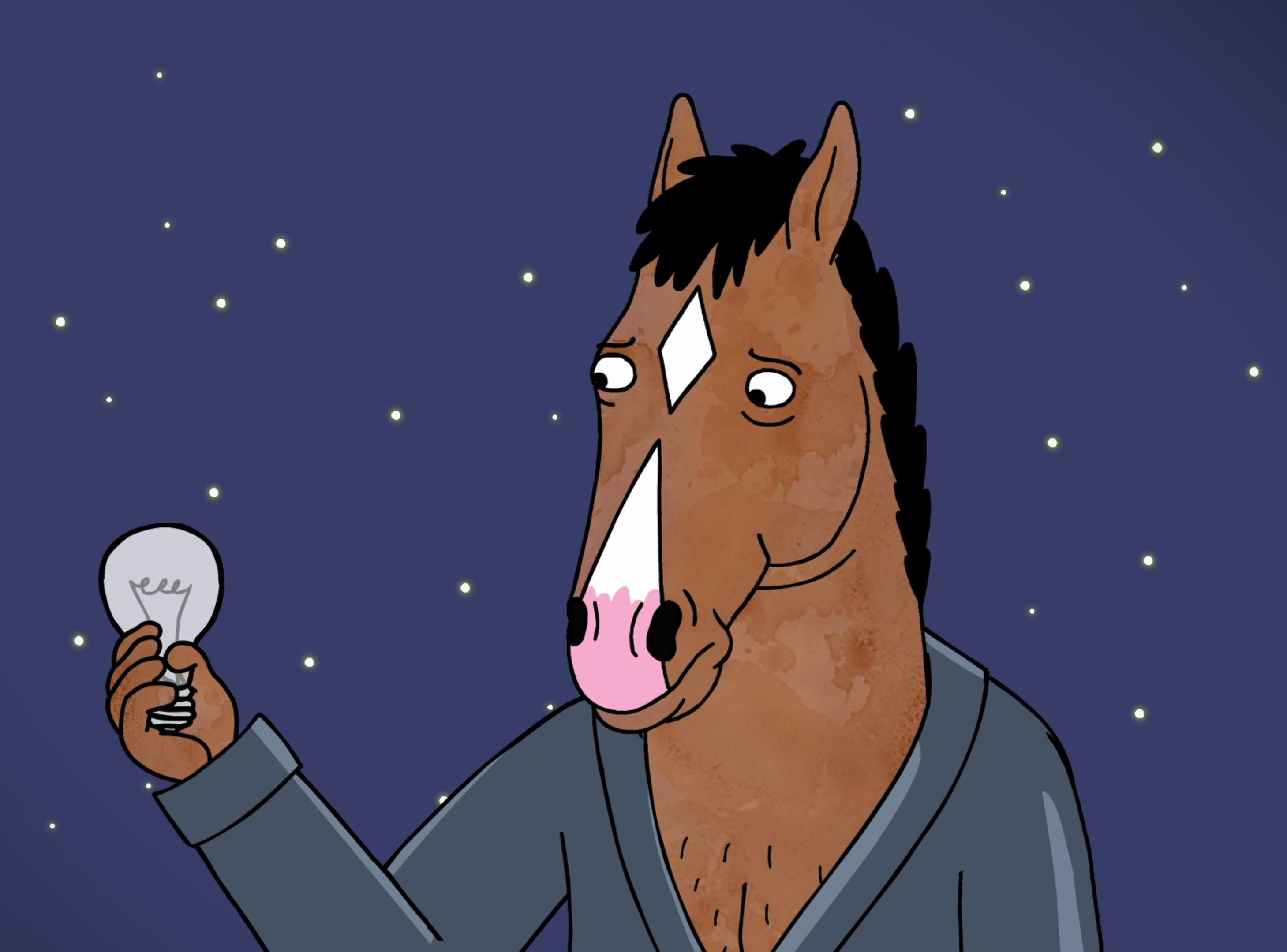 """Netflix's """"BoJack Horseman"""" is voiced by Will Arnett."""