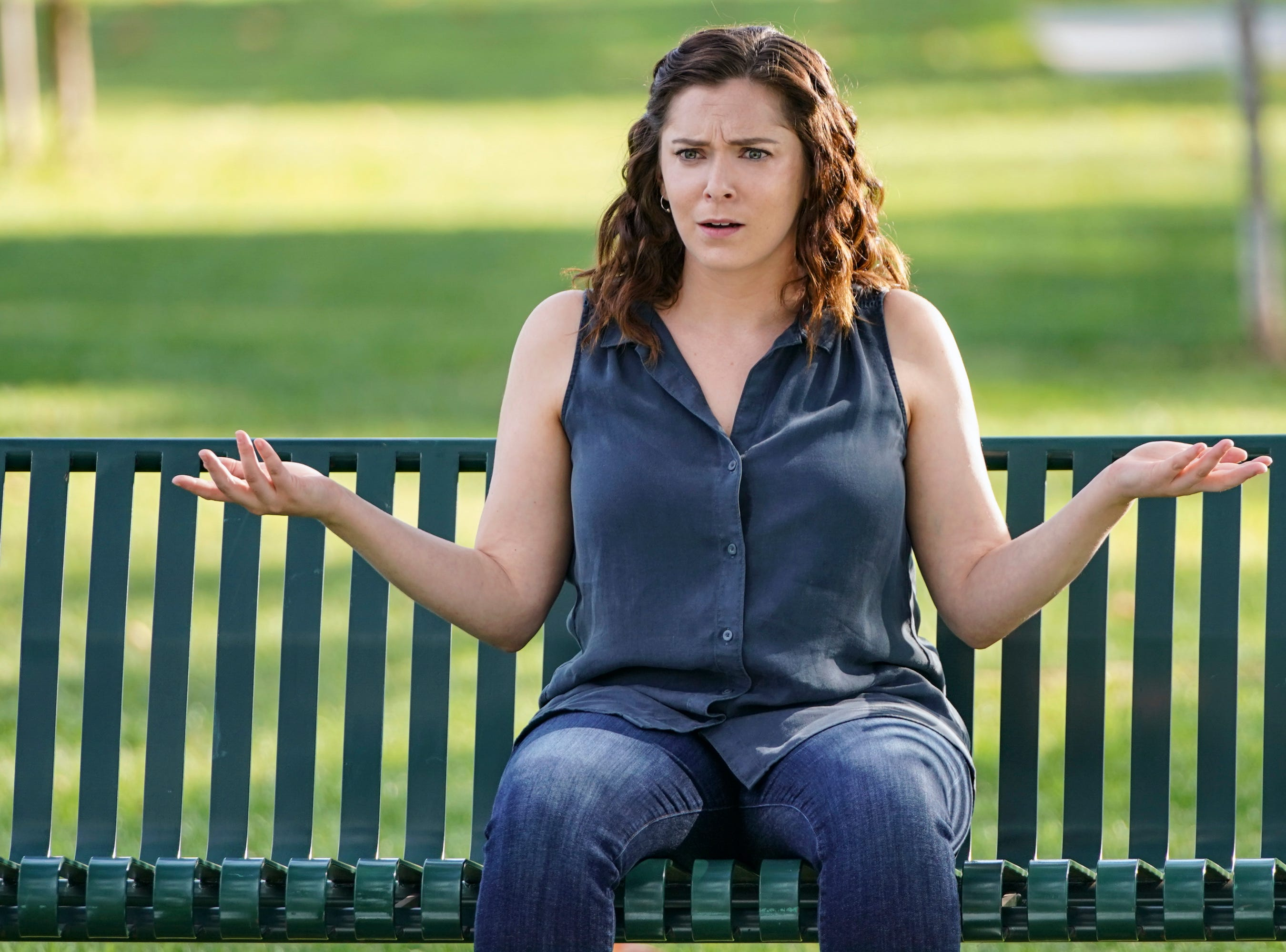 "CW's ""Crazy Ex-Girlfriend"" led by Rachel Bloom."