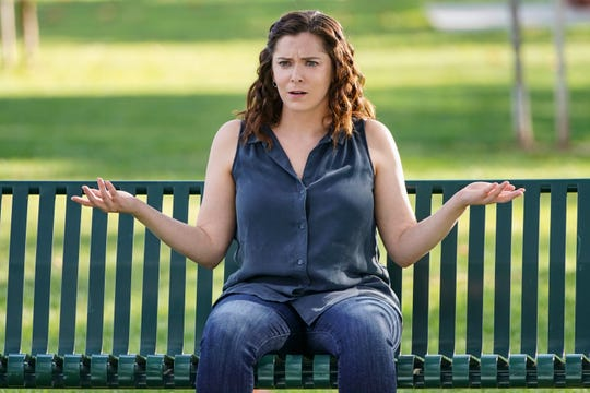 "CW's ""Crazy Ex-Girlfriend"" led by Rachel Bloom."