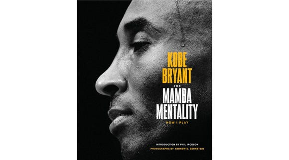 The Mamba Mentality: How I Play, by Kobe Bryant; photographs by Andrew D. Bernstein