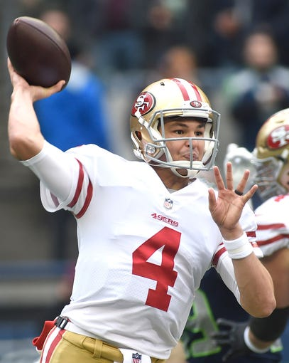 32. 49ers (last week: 30): Hopefully you had fantasy triplets of QB Nick Mullens, RB Jeff Wilson Jr. and WR Dante Pettis in Week 13. If so, you cruised into playoffs.