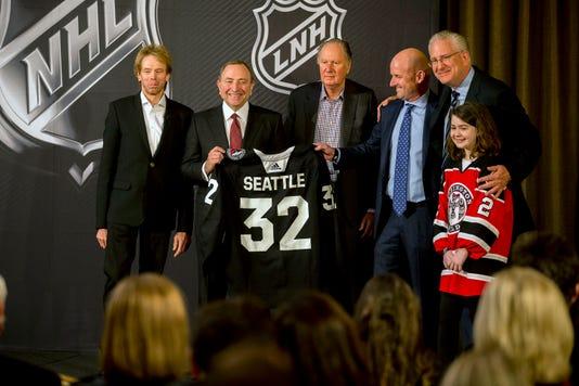 Ap Nhl Seattle Hockey S Hkn Usa Ga