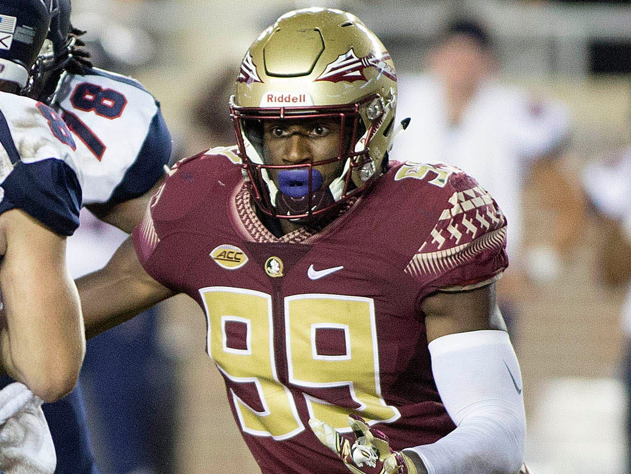 Brian Burns, DE, Florida State