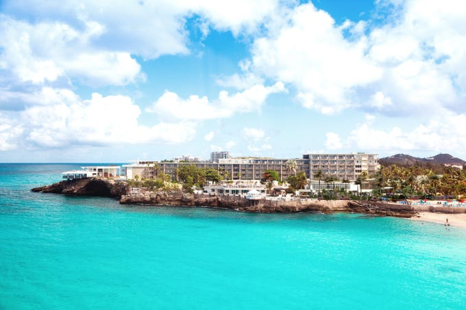 Making its much-awaited comeback since suffering extensive damage from Hurricane Irma, St. Maarten's Sonesta Ocean Point Resort opens its doors on Dec. 15.