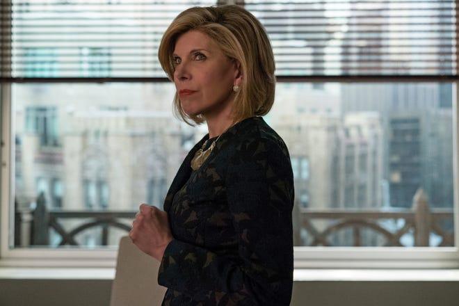 "Christine Baranski in ""The Good Fight"" (CBS All Access)."