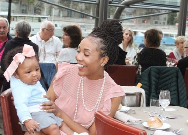 Briana Williams, a young mom who recently graduated from Harvard Law School, found that the cost of child care was crippling after just two months in her new job as a full-time lawyer.