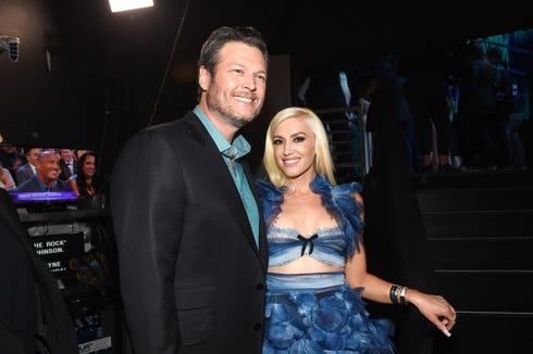 Gwen Stefani shoots down talk of engagement to Blake Shelton: 'He's my boyfriend still'