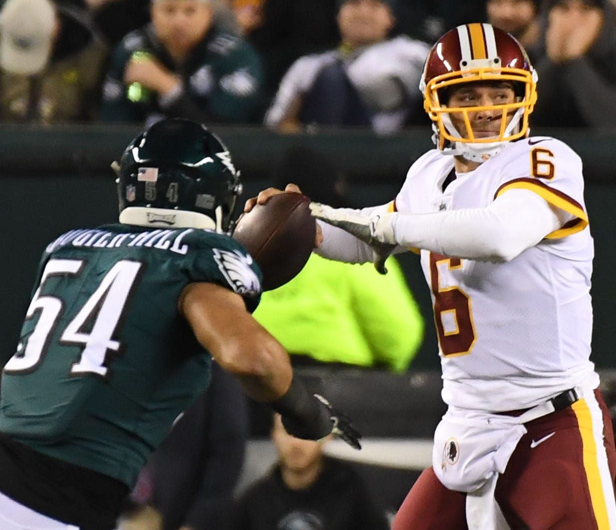 Nfl Washington Redskins At Philadelphia Eagles