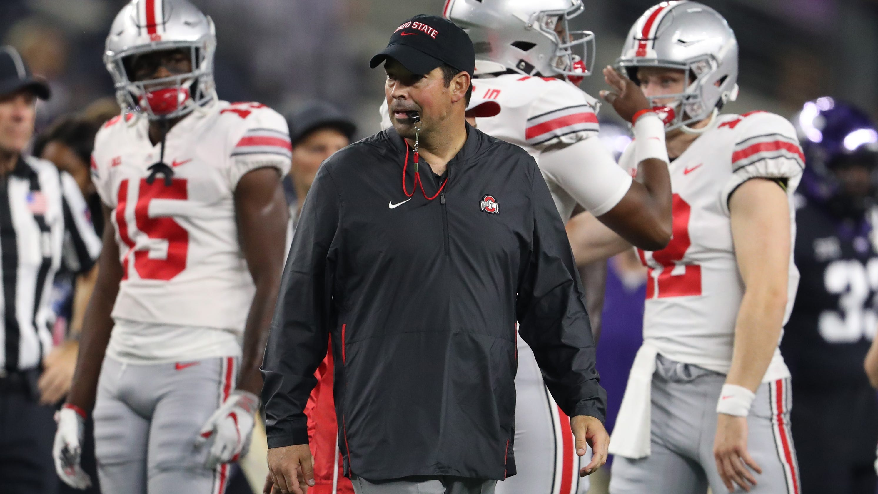 9d95ee0e9fa Ryan Day  What to know about Ohio State coach Urban Meyer s successor