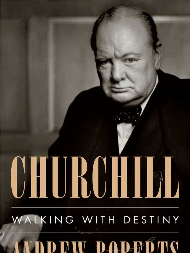Winston Churchill new biography Andrew Roberts book review