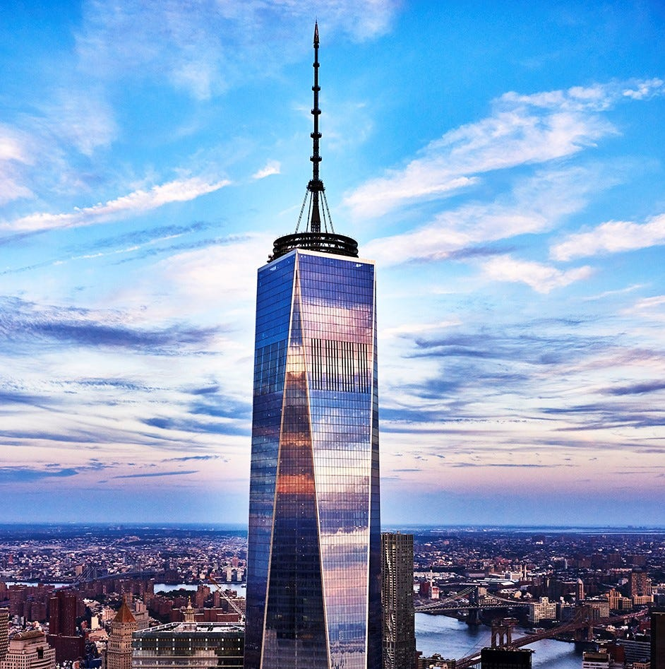 World Trade Center 2018: Visit Santa Claus at the very top of One World Observatory