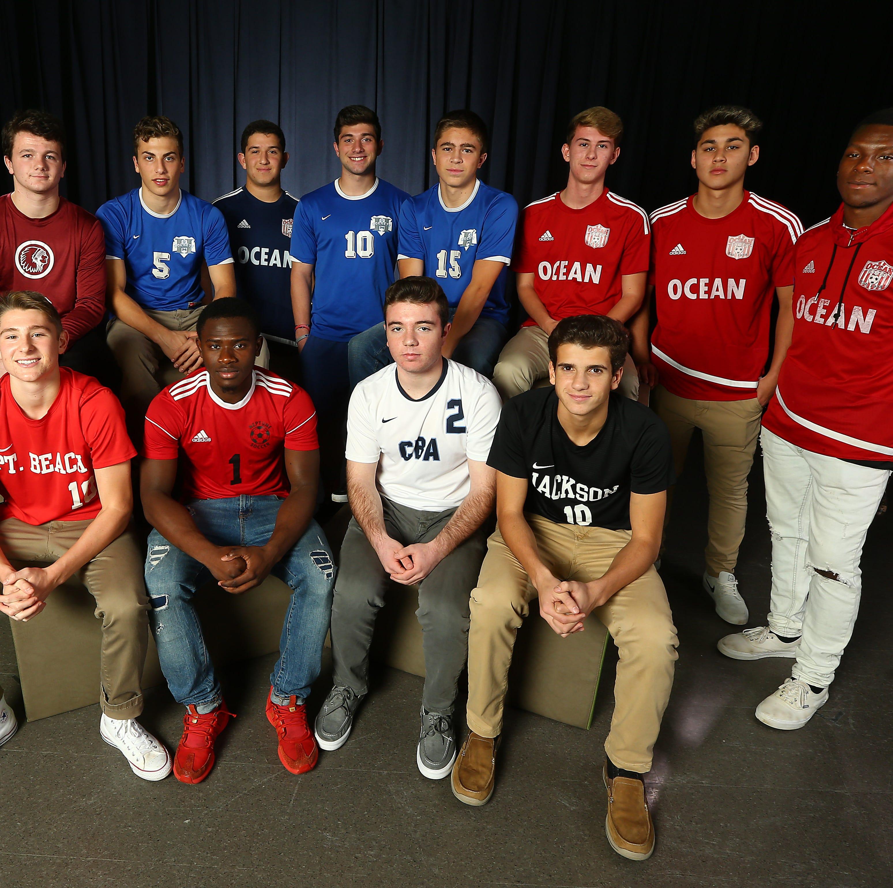 NJ boys soccer: Meet the 2018 All-Shore teams