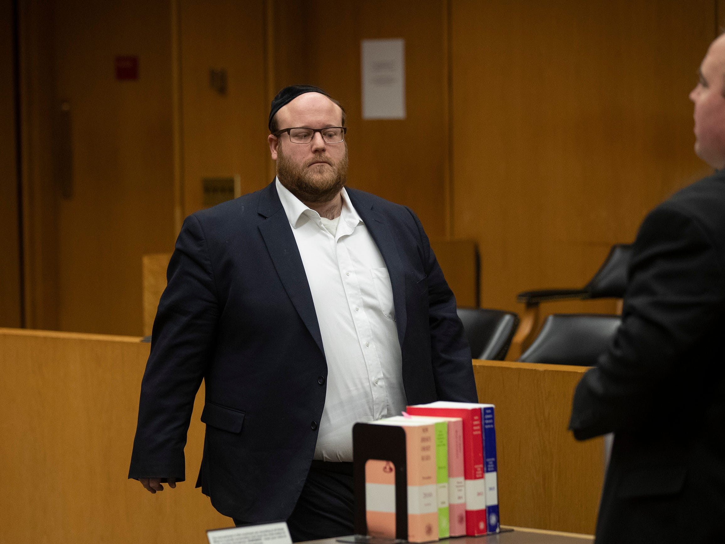 Eliezer Sorotzkin. The first four plea deals in the Lakewood Welfare Fraud cases were settled in front of Judge Wendel Daniels in Ocean County Court in Toms River on December 5, 2018. Twenty Six people were arrested in the raids in 2017.