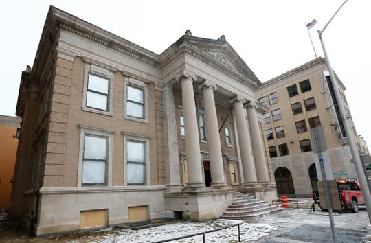The former Carnegie Library on Exchange Street in downtown Binghamton will become the new home of the SUNY Broome Culinary and Events Center.