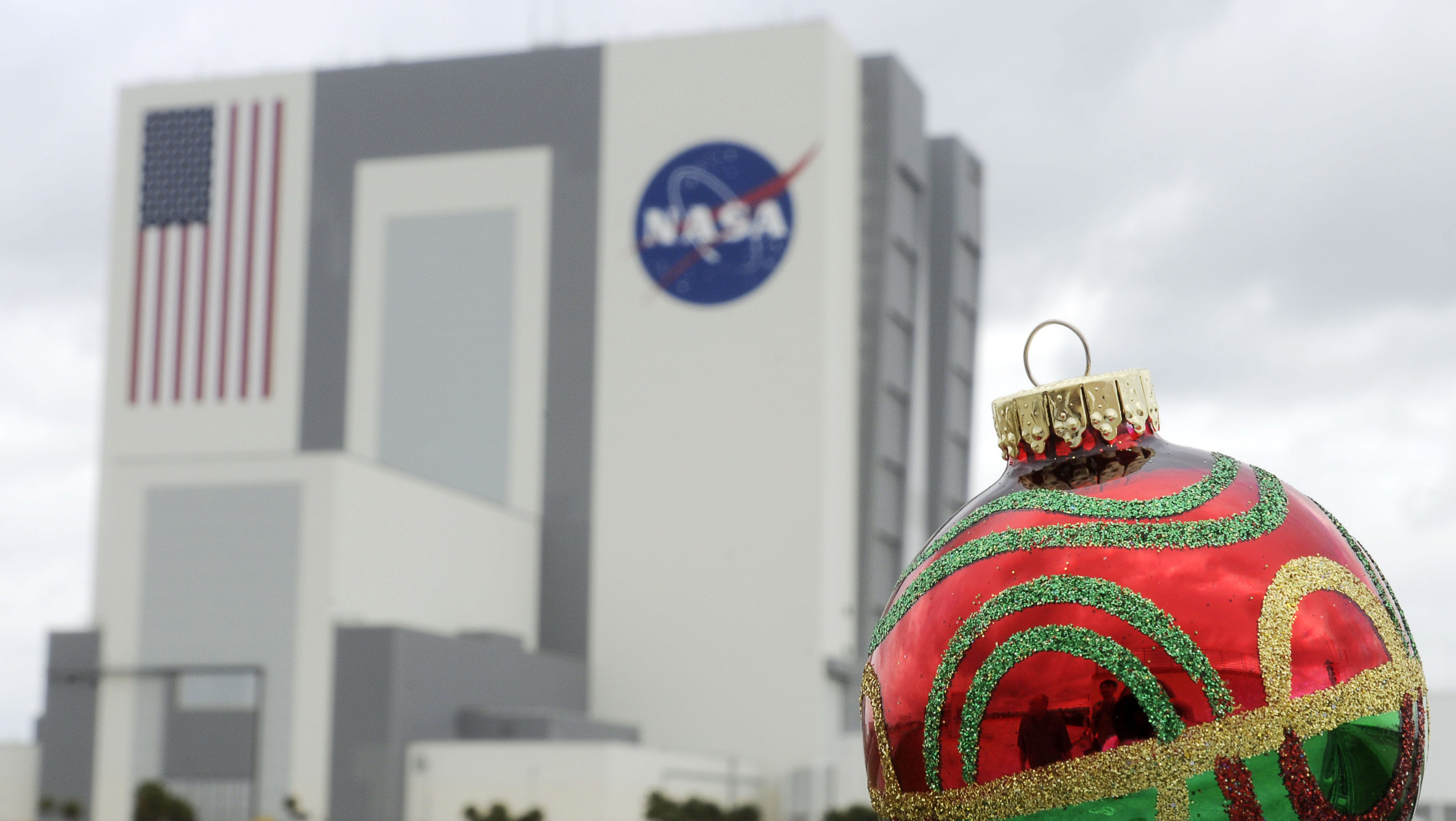 """Attend """"Holidays in Space"""" at the Kennedy Space..."""