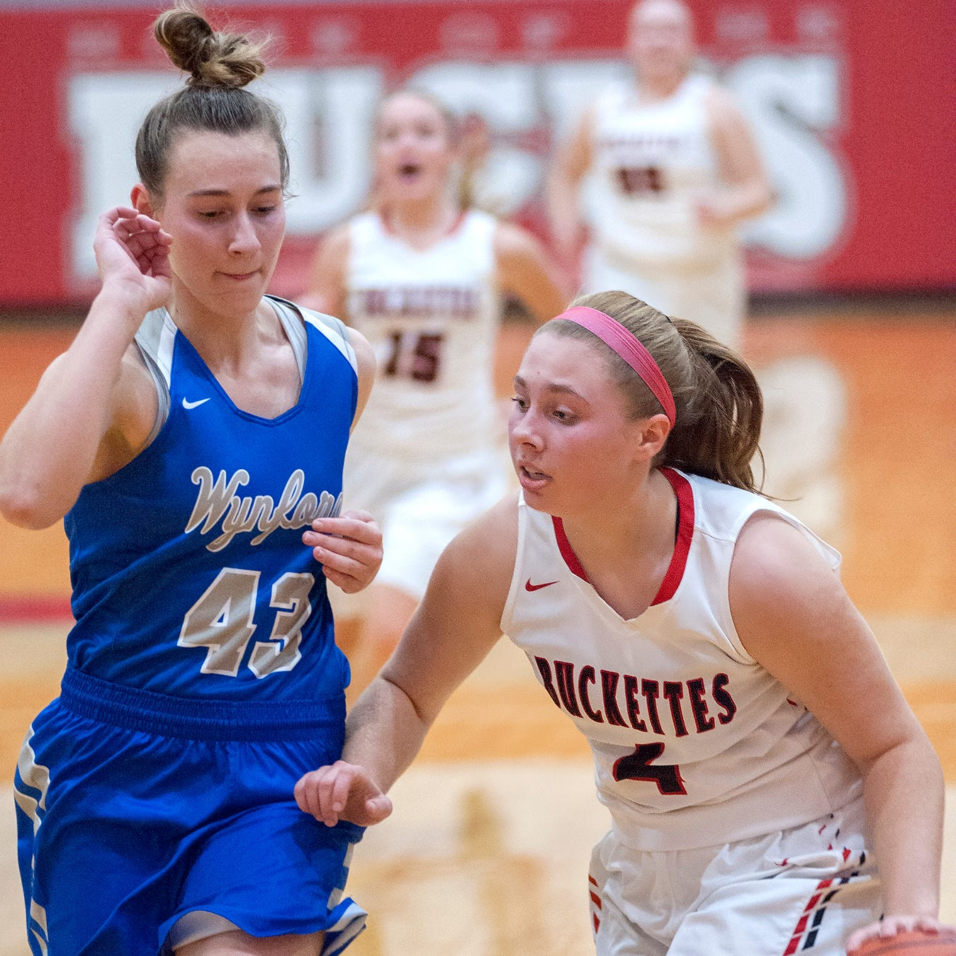 Buckettes open N10 play with a win over Wynford