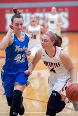 Buckeye Central and Wynford will be two girls teams looking to battle for a league title this year.