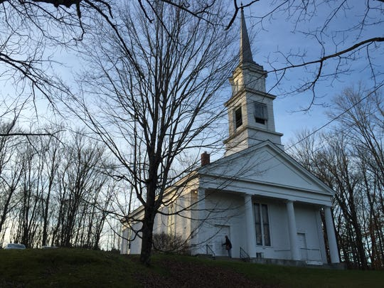 The United Church of Westford dates to 1840.