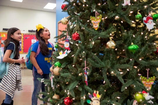 A Christmas tree is on display at the Boys & Girls Club of Alice, one of seven organizations that participates in the Caller-Times Children's Christmas Appeal campaign. Thousands of children are helped during the holidays because of the annual fundraiser.