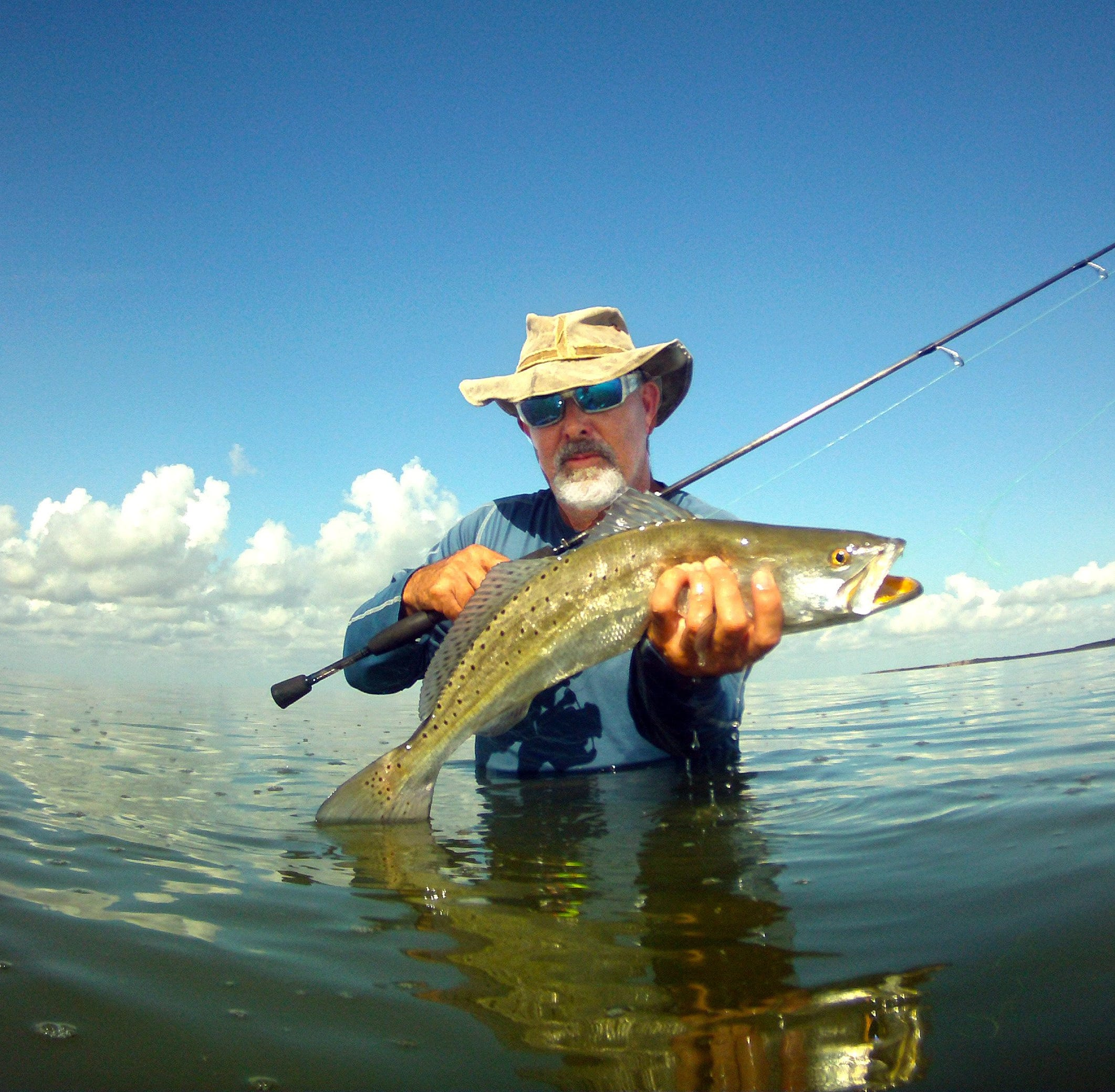 Here's what you should know about potential rule changes on speckled trout bag limits
