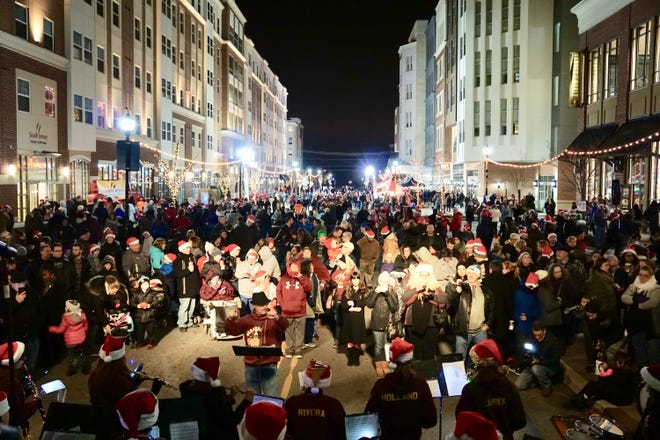 Crowds will pack Glassboro Friday evening for Boro in Lights.