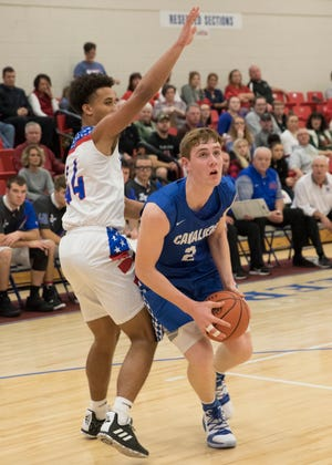 The Chillicothe Cavaliers and the Waverly Tigers boys basketball teams meet on Saturday for a non-conference matchup.