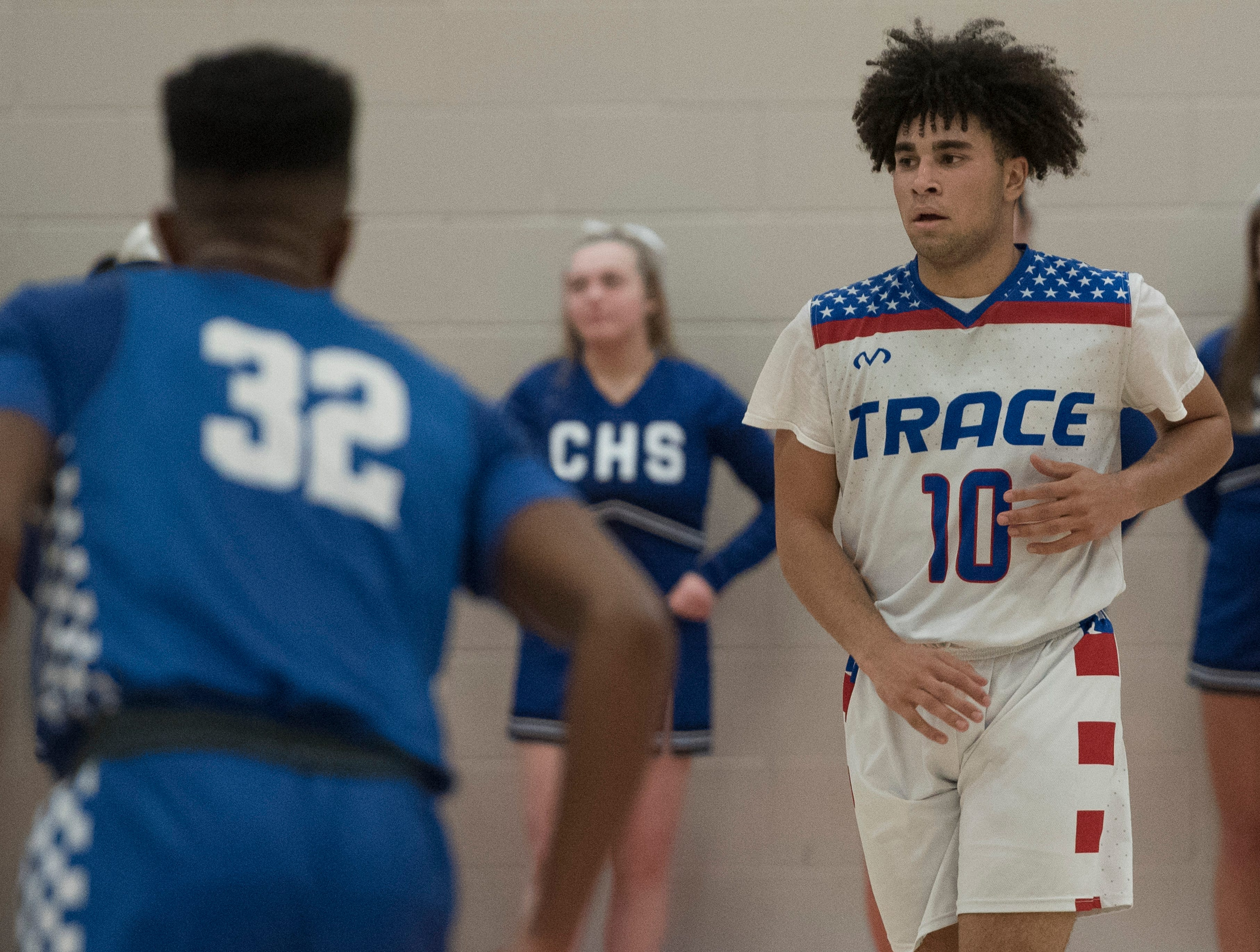 Zane Trace defeated Chillicothe 45-33 Tuesday night at Zain Trace High School, making the Pioneers 1-1 for the season.