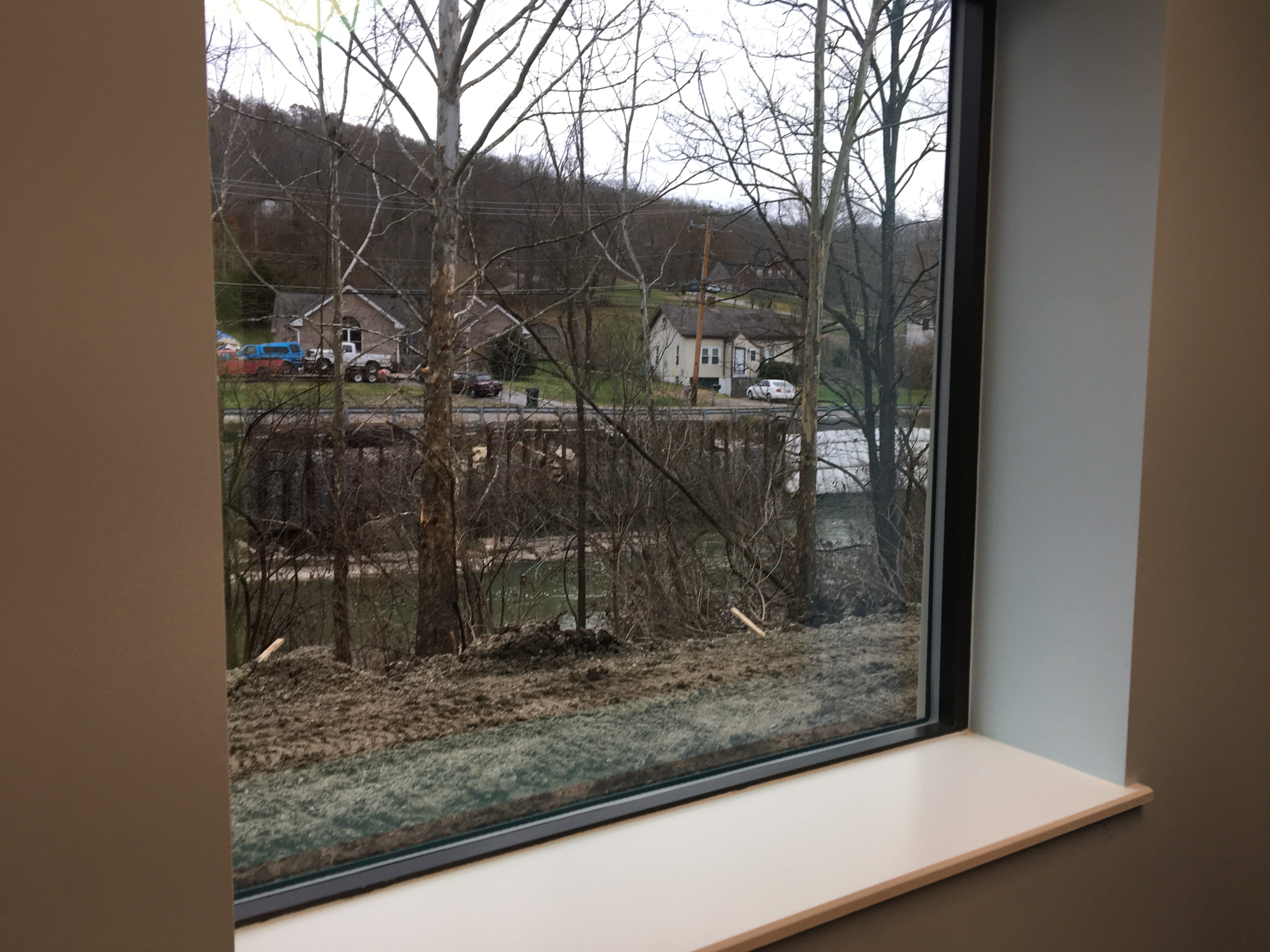 Several of the residential rooms feature windows to provide a more therapeutic stay. Project 180 is a new 180-bed residential treatment facility. It offers treatment on demand, within 180 minutes, to assist individuals in turning their lives around 180 degrees.