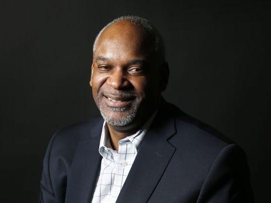 Rev. Damon Lynch III, pastor of New Prospect Baptist Church
