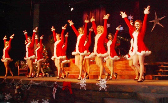 The holiday show at the Loveland Stage Company always conjures up good Christmas spirit.