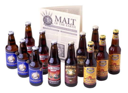 Beer of the Month clubs are a great gift for beer lovers.