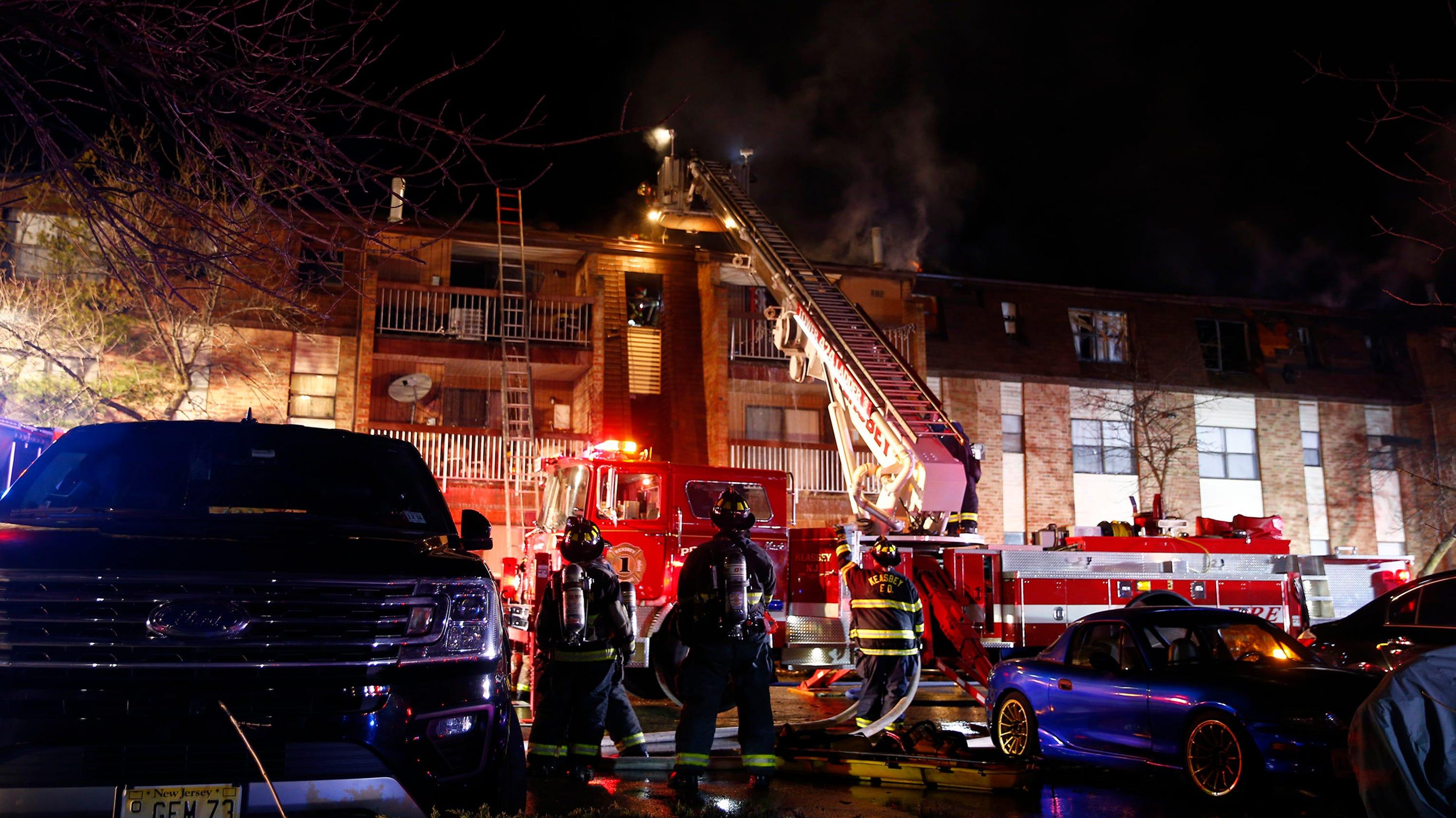 Woodbridge Hillside Gardens Apartment Fire Leaves 40 Homeless