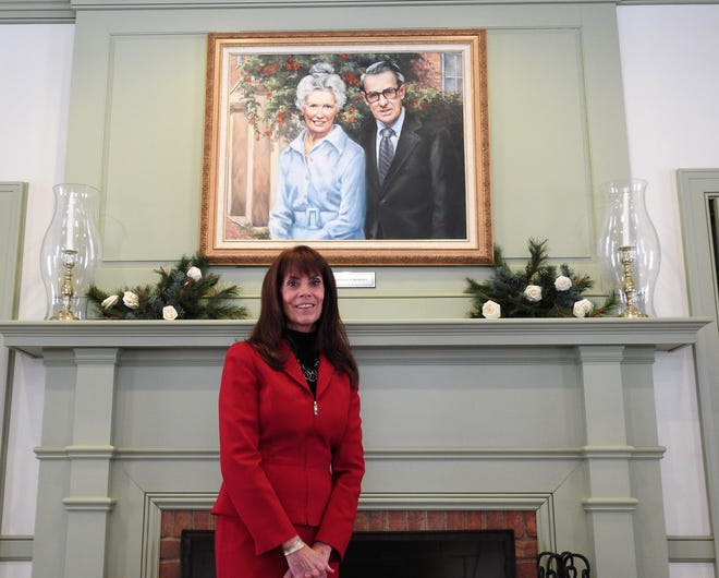 Mary Ellen Given became executive director of the Rosoce Village Foundation on Oct. 8. Plans are in the works for the 50th anniversary of the canal era town's restoration in 2019, which was originally spearheaded by Frances and Edward Montgomery.