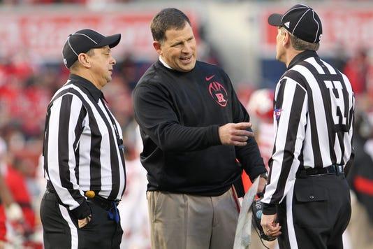 Ncaa Football Pinstripe Bowl Rutgers Vs Iowa State