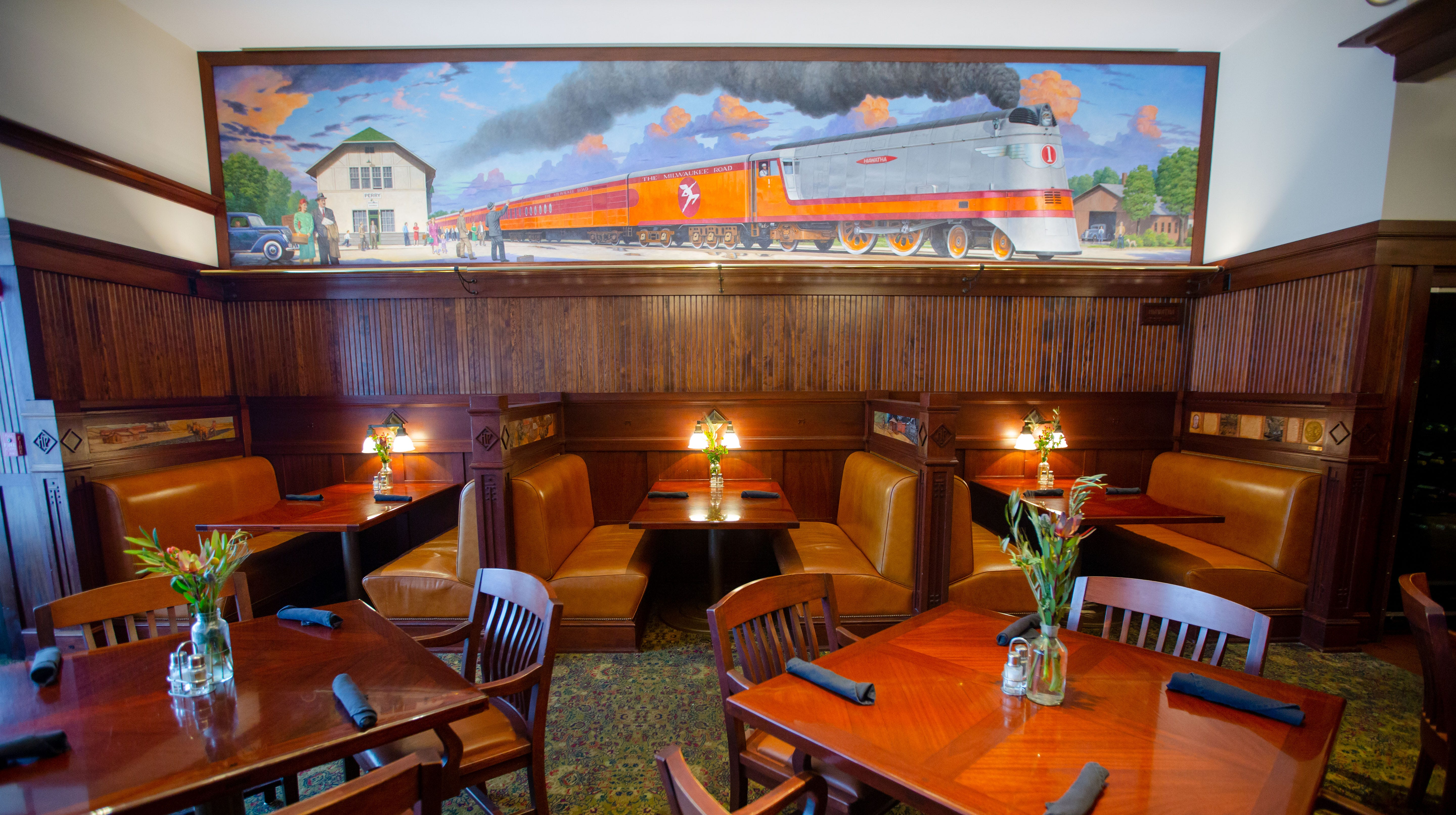 Harvey's restaurant moves from Redfield to the Hotel Pattee in Perry with comfort food