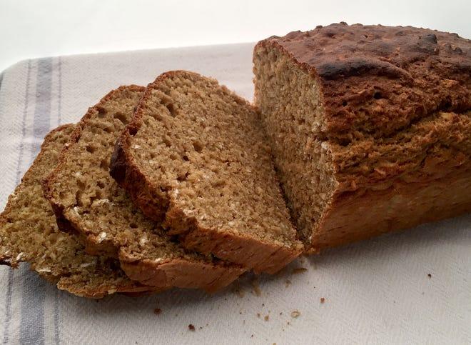Whole-Grain Beer Bread