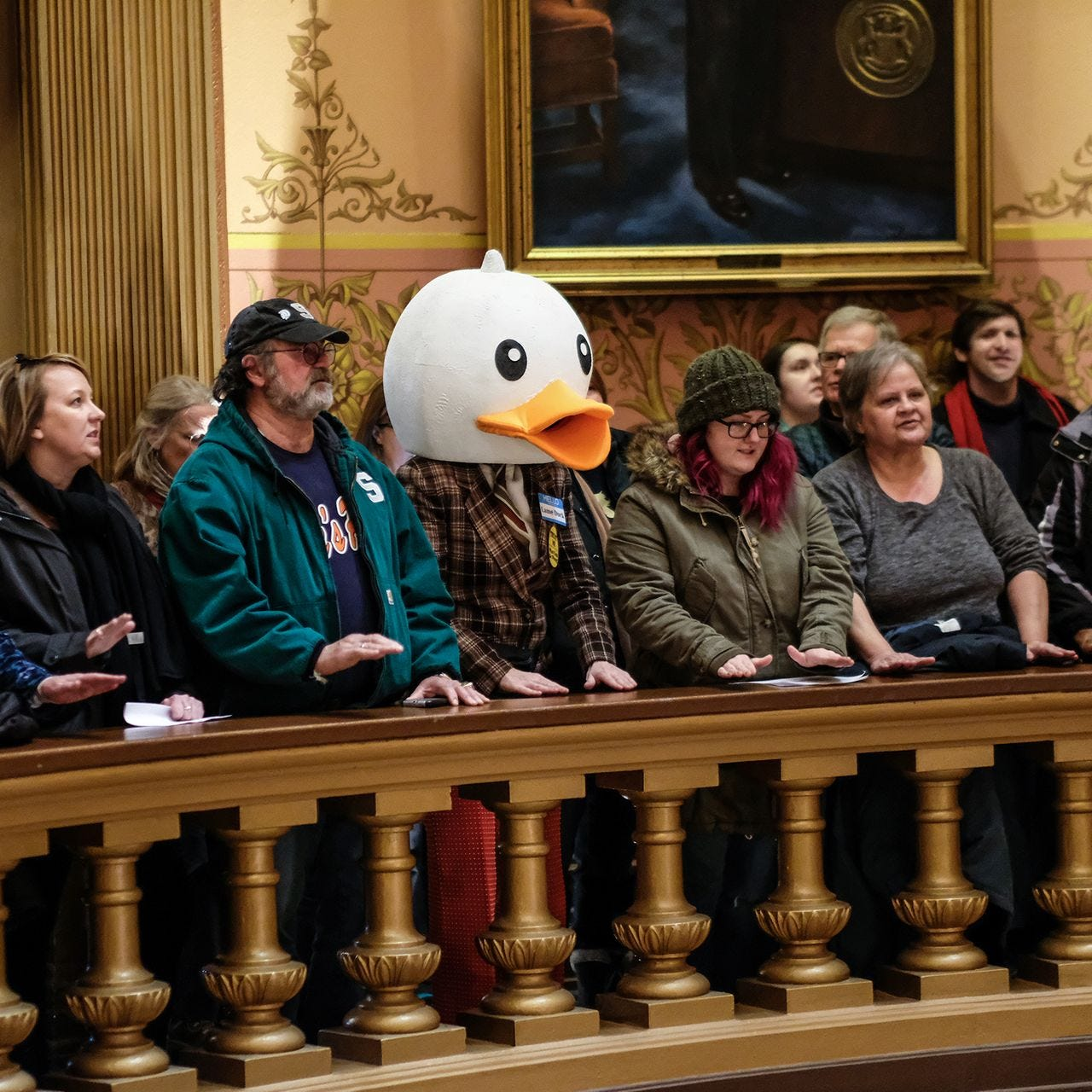 Next for Michigan's lame-duck legislature: A lawmaker spending spree?