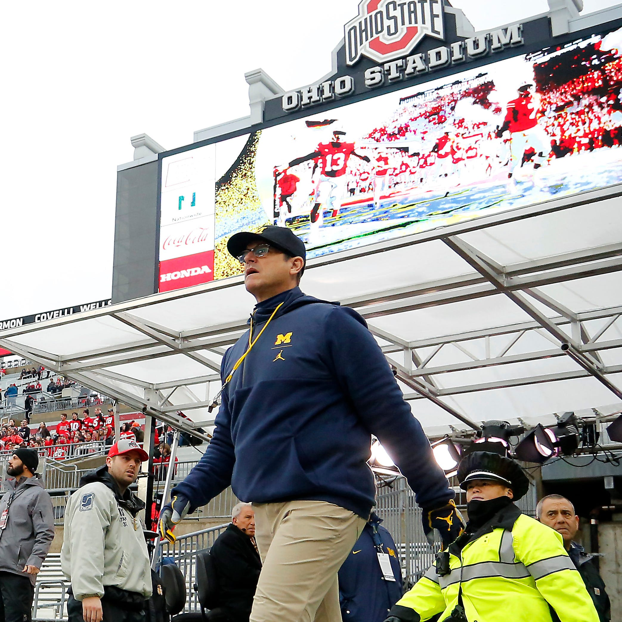 Michigan football has a chip on its shoulder after Ohio State debacle