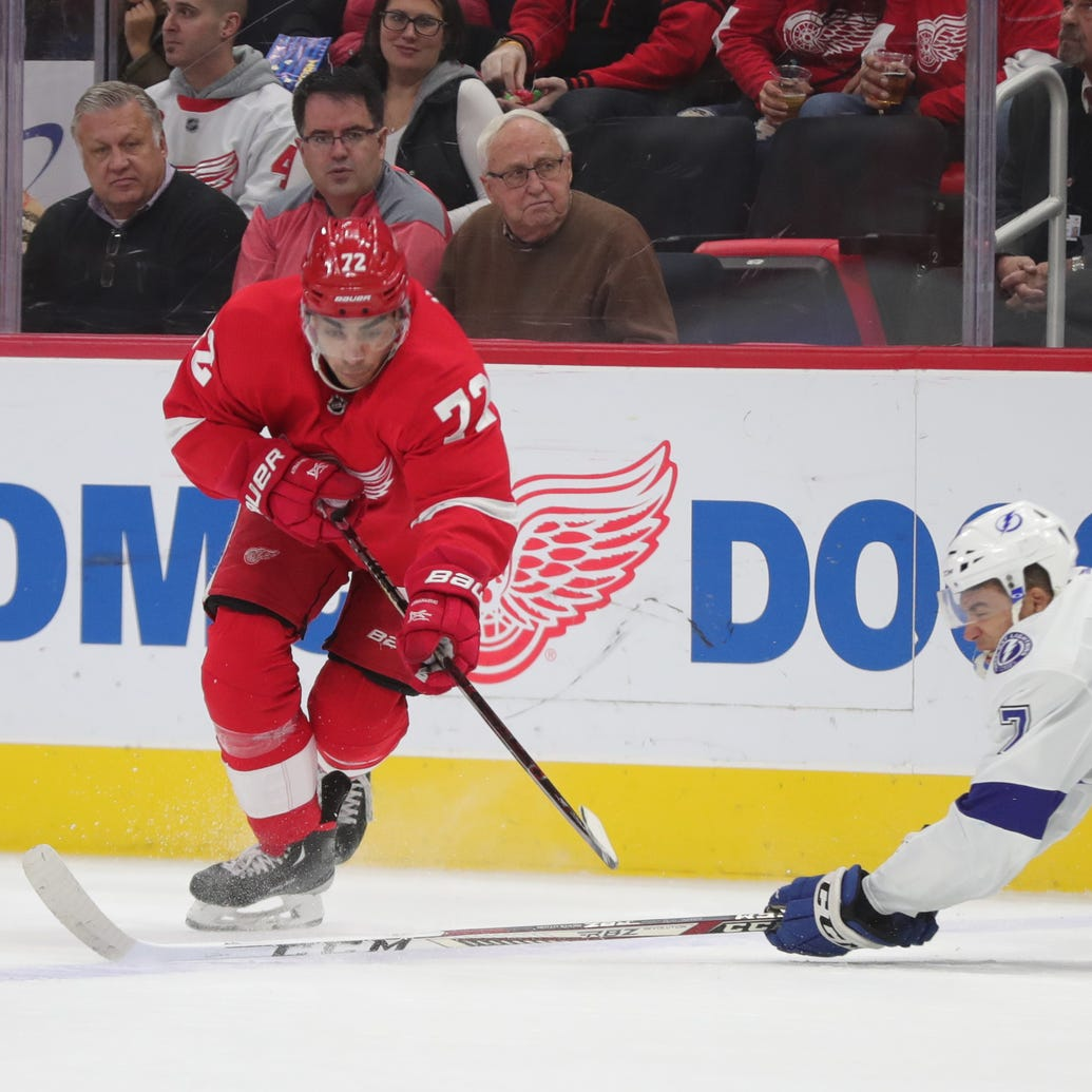 Detroit Red Wings: 'No chance' this call was right in loss to Lightning