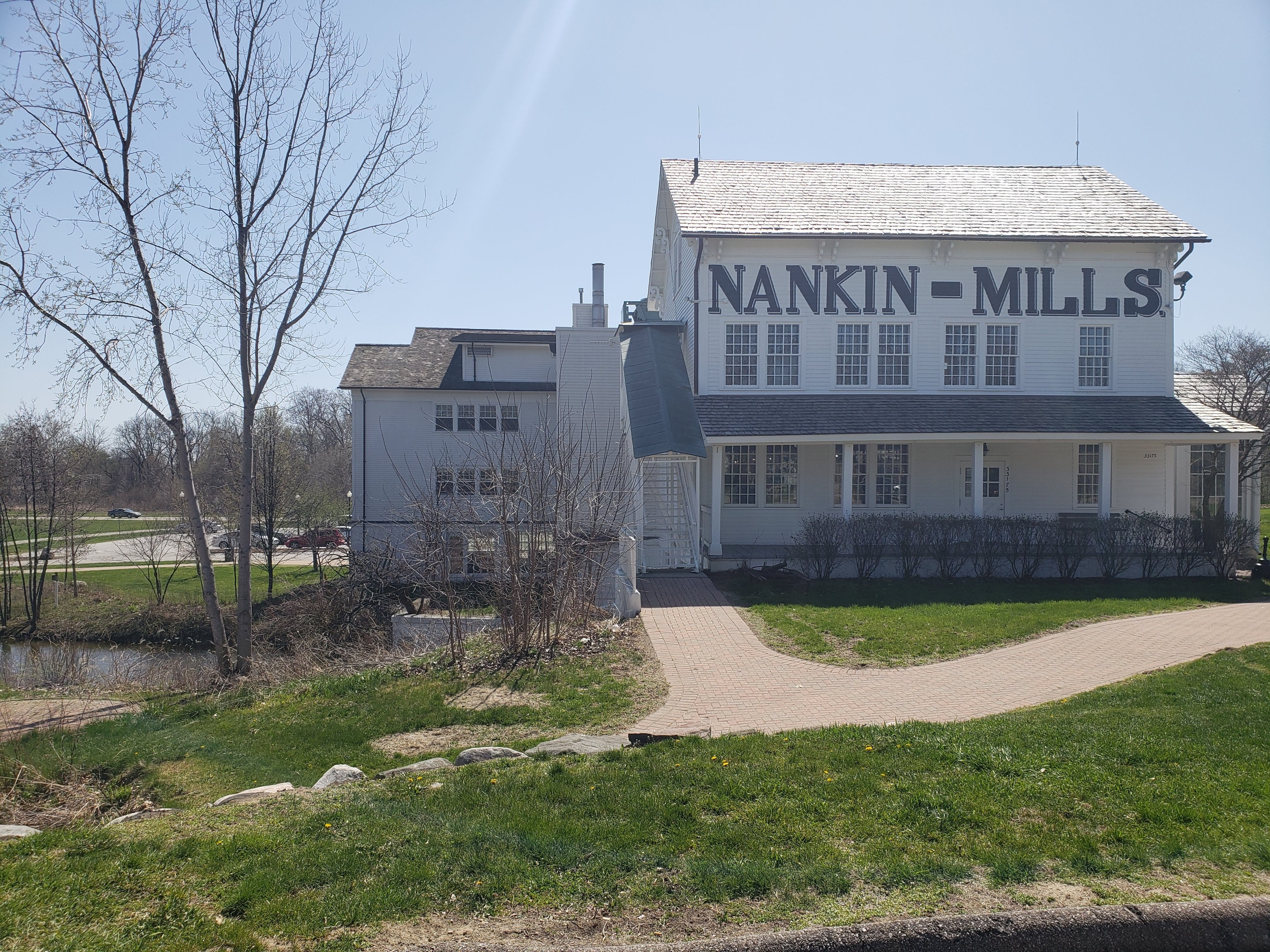 Henry Ford's mills are being transformed along Rouge River