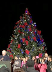 In 2017, the City of Dearborn's annual tree-lighting ceremony featured a large, live Christmas tree as it has in years past. Some residents were upset that the city switched in 2018 to a tree made of LED lights.