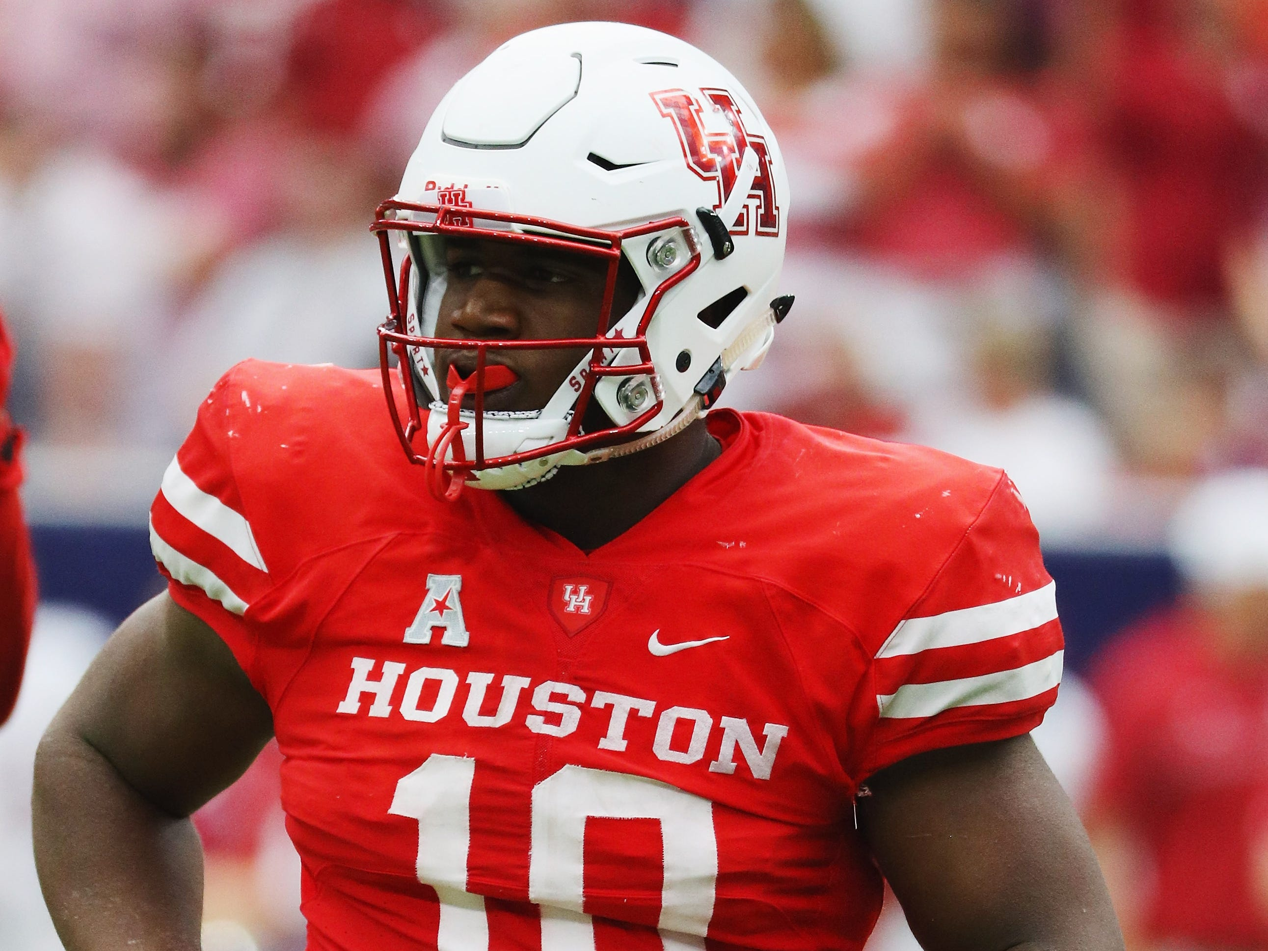 4. Ed Oliver, DT, Houston: The comparisons to Aaron Donald are unrealistic, but Oliver has the potential to be a highly disruptive interior lineman, despite being 20-30 pounds smaller than prototypical build at the position.