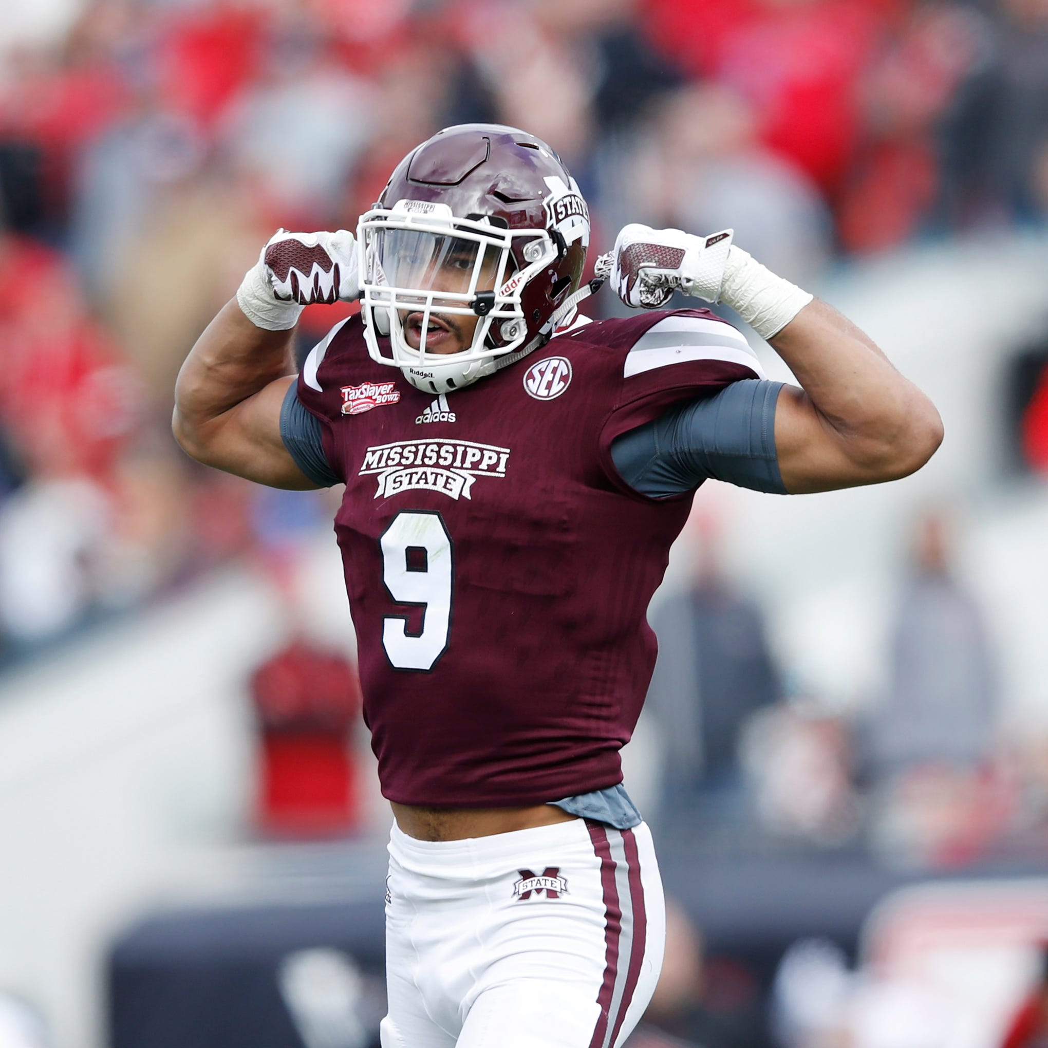In Mel Kiper's latest mock draft, Lions take DE Montez Sweat; UM's Rashan Gary, Devin Bush still high up