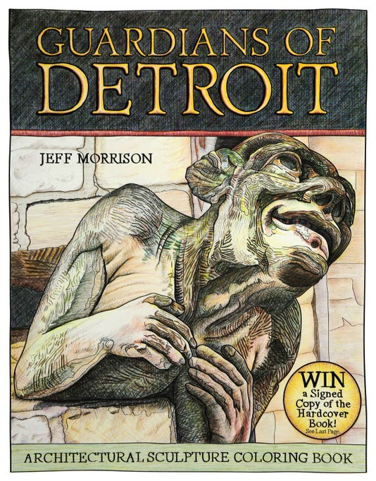 Guardians Of Detroit 1